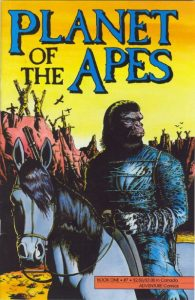 Planet of the Apes #7 (1990)