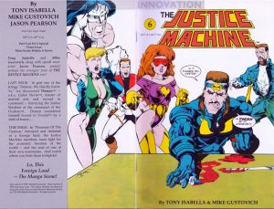 The Justice Machine #6 (1990)