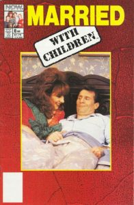 Married... With Children #6 (1990)