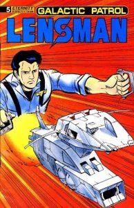 Lensman: Galactic Patrol #5 (1990)