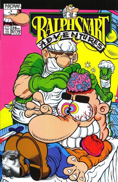Ralph Snart Adventures #26 (1990)