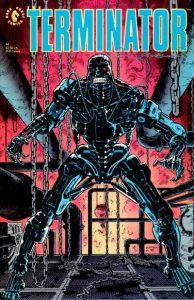 The Terminator #4 (1990)