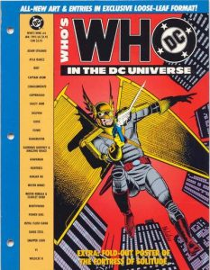 Who's Who in the DC Universe #6 (1990)