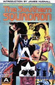 The Southern Squadron #4 (1990)
