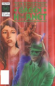 Tales of the Green Hornet Two Issue Mini-Series #2 (1990)