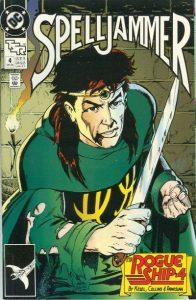 Spelljammer #4 (1990)
