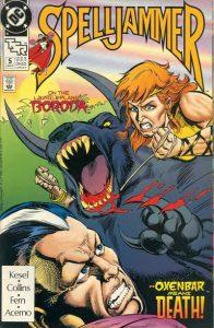 Spelljammer #5 (1990)