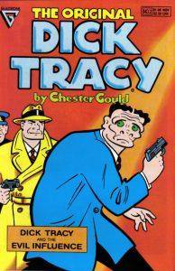 The Original Dick Tracy #2 (1990)