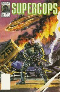 Supercops #3 (1990)