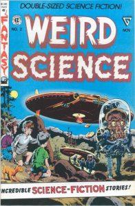 Weird Science #2 (1990)