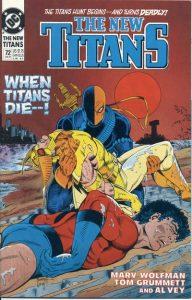 The New Titans #72 (1990)