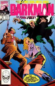 Darkman #3 (1990)