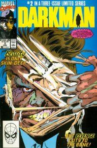 Darkman #2 (1990)