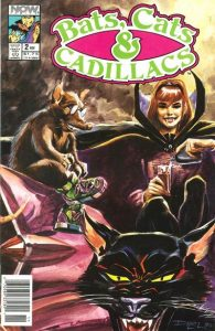 Bats, Cats & Cadillacs #2 (1990)