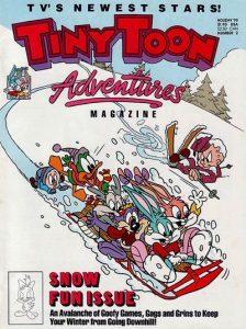 Tiny Toon Adventures Magazine #2 (1990)