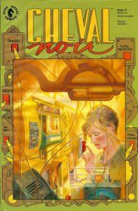 Cheval Noir #13 (1990)