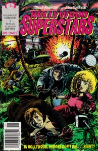 Hollywood Superstars #1 (1990)