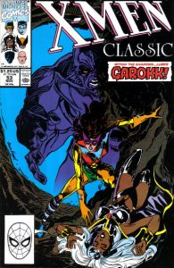 X-Men Classic #53 (1990)