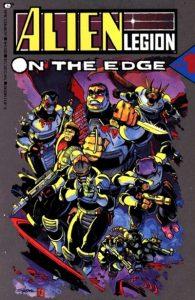 Alien Legion: On the Edge #1 (1990)