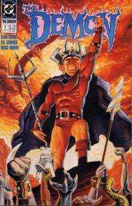 The Demon #7 (1990)