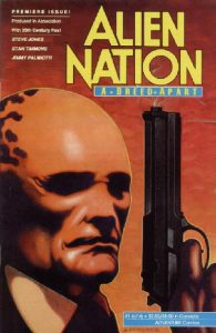 Alien Nation: A Breed Apart #1 (1990)
