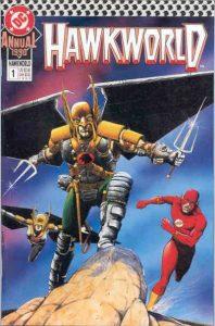 Hawkworld Annual #1 (1990)