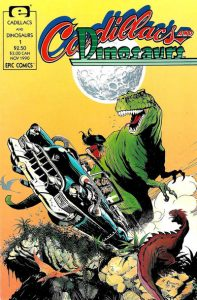 Cadillacs and Dinosaurs #1 (1990)