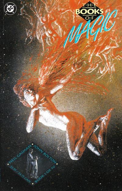 The Books of Magic #1 (1990)