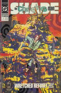 Shade, the Changing Man #7 (1990)