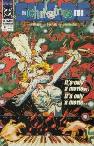 Shade, the Changing Man #6 (1990)