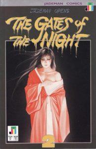 Jademan Opens: The Gates of the Night #2 (1990)