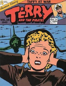 Terry and the Pirates #18 (1990)
