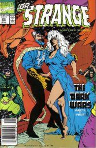 Doctor Strange, Sorcerer Supreme #23 (1990)