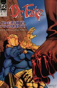 Doctor Fate #22 (1990)