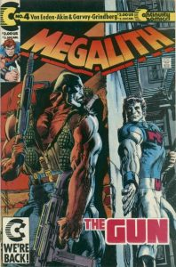 Megalith #4 (1990)