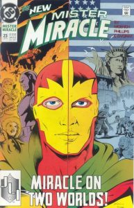 Mister Miracle #23 (1990)