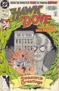 Hawk and Dove #20 (1990)