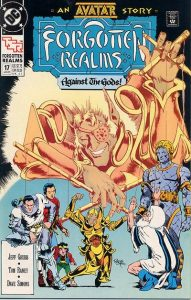 Forgotten Realms #17 (1990)