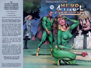 Hero Alliance #11 (1990)