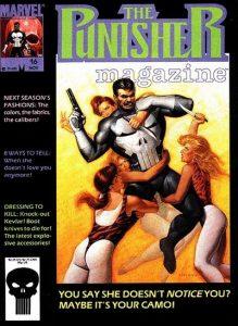 The Punisher Magazine #16 (1990)