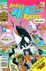 Archie's R/C Racers #9 (1990)