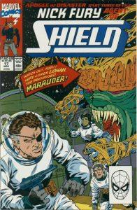 Nick Fury, Agent of S.H.I.E.L.D. #17 (1990)