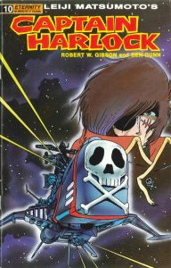 Captain Harlock #10 (1990)