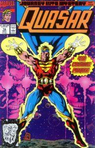 Quasar #16 (1990)