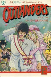 Outlanders #23 (1990)