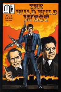 The Wild Wild West #3 (1990)