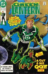 Green Lantern #9 (1990)