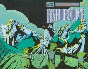 Fish Police #26 (1990)
