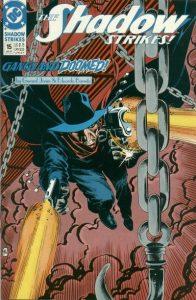 The Shadow Strikes! #15 (1990)