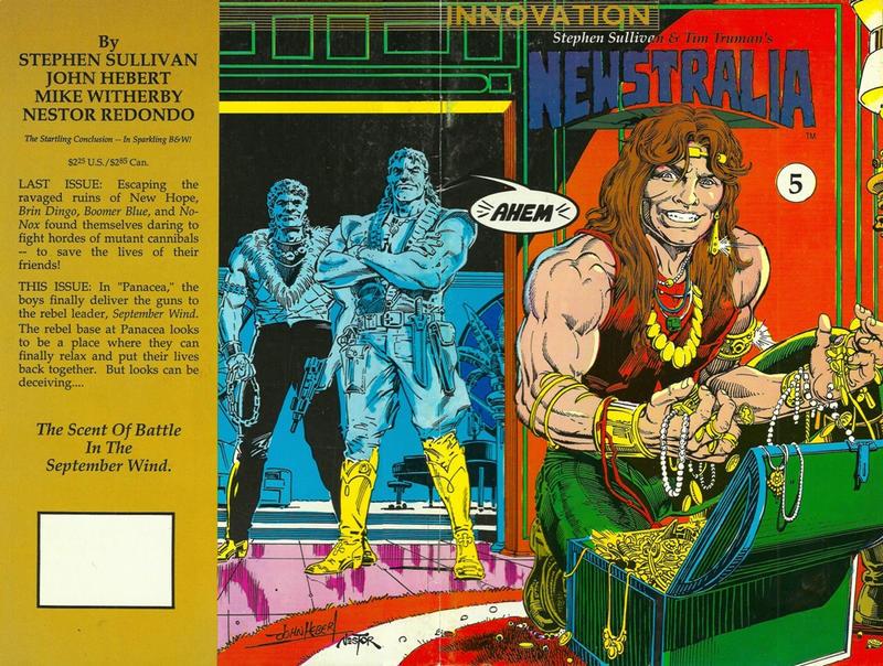 Newstralia #5 (1990)